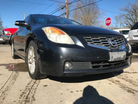 2008 Nissan Altima for sale at King Louis Auto Sales in Louisville KY