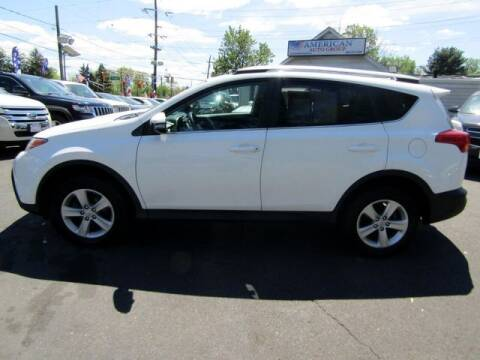 2014 Toyota RAV4 for sale at American Auto Group Now in Maple Shade NJ