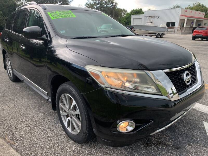 2013 Nissan Pathfinder for sale at The Car Connection Inc. in Palm Bay FL