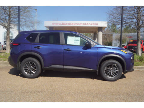 2021 Nissan Rogue for sale at BLACKBURN MOTOR CO in Vicksburg MS