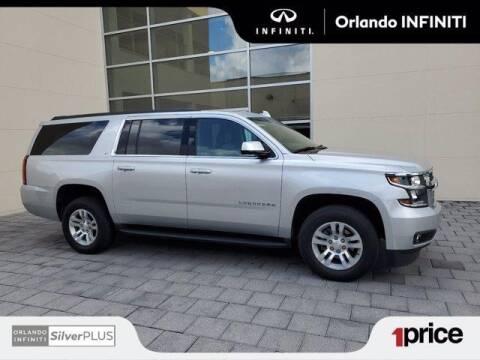 2019 Chevrolet Suburban for sale at Orlando Infiniti in Orlando FL
