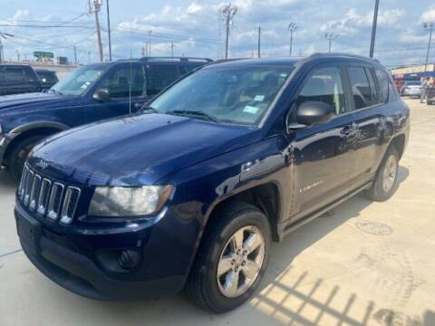 2014 Jeep Compass for sale at Eurospeed International in San Antonio TX