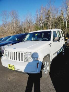 2011 Jeep Liberty for sale at Jeff's Sales & Service in Presque Isle ME