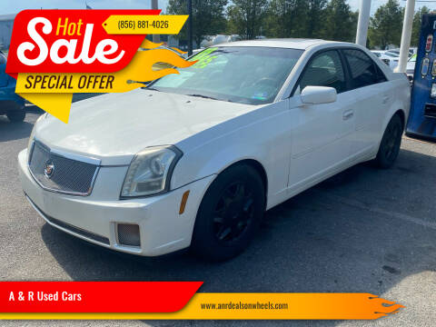 2003 Cadillac CTS for sale at A & R Used Cars in Clayton NJ