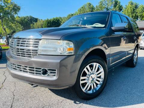 2010 Lincoln Navigator for sale at Classic Luxury Motors in Buford GA