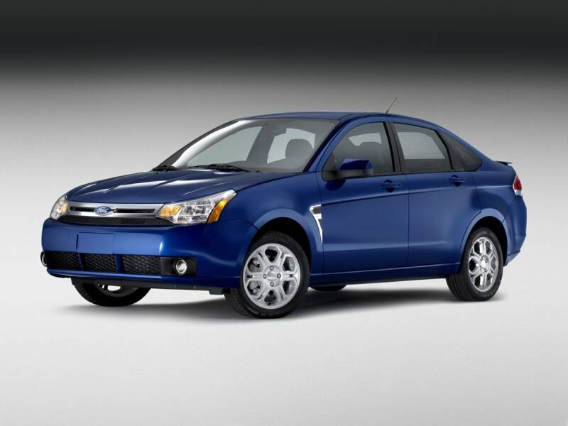 2008 Ford Focus for sale at St. Croix Classics in Lakeland MN