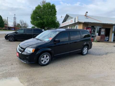 2013 Dodge Grand Caravan for sale at GREENFIELD AUTO SALES in Greenfield IA