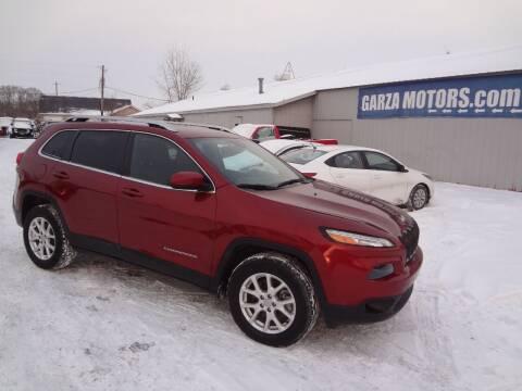 2017 Jeep Cherokee for sale at Garza Motors in Shakopee MN
