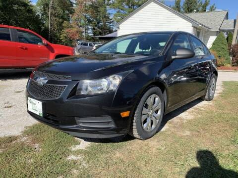 2014 Chevrolet Cruze for sale at Williston Economy Motors in Williston VT