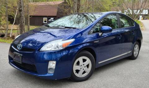 2010 Toyota Prius for sale at JR AUTO SALES in Candia NH