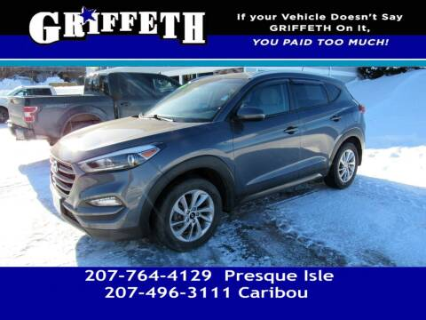 2016 Hyundai Tucson for sale at Griffeth Mitsubishi - Pre-owned in Caribou ME