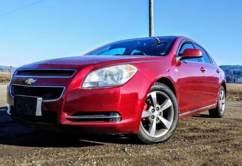 2008 Chevrolet Malibu for sale at M AND S CAR SALES LLC in Independence OR