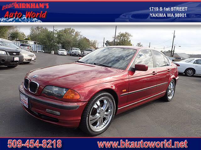 2000 BMW 3 Series for sale at Bruce Kirkham Auto World in Yakima WA