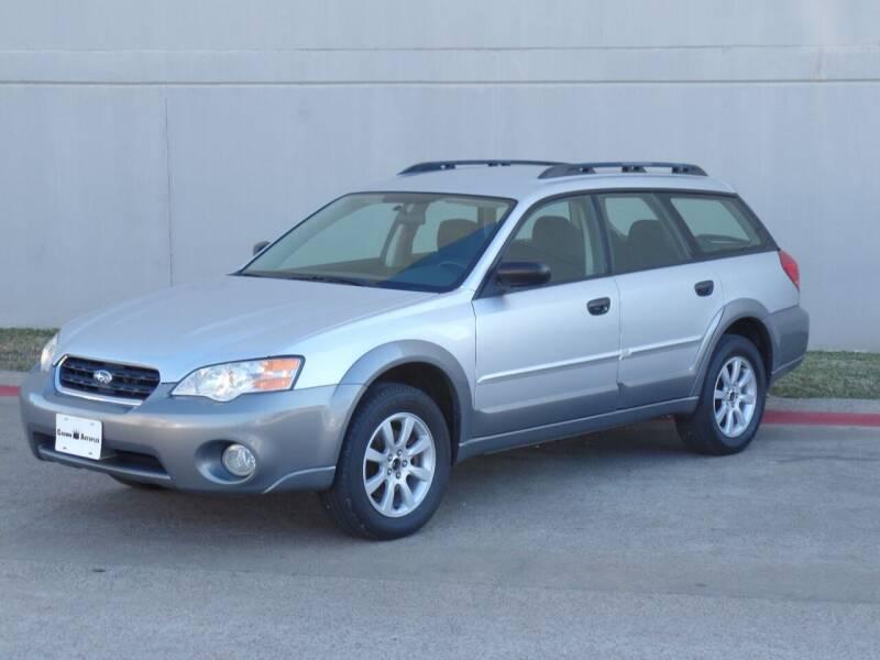 2007 Subaru Outback for sale at CROWN AUTOPLEX in Arlington TX