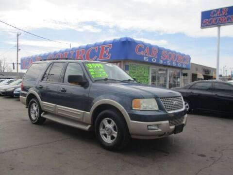2006 Ford Expedition for sale at CAR SOURCE OKC in Oklahoma City OK