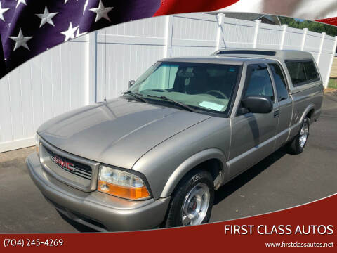 2000 GMC Sonoma for sale at First Class Autos in Maiden NC
