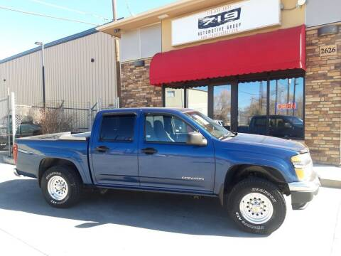 2005 GMC Canyon for sale at 719 Automotive Group in Colorado Springs CO