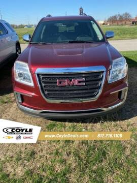 2017 GMC Terrain for sale at COYLE GM - COYLE NISSAN in Clarksville IN
