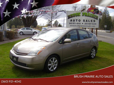 2007 Toyota Prius for sale at Brush Prairie Auto Sales in Battle Ground WA
