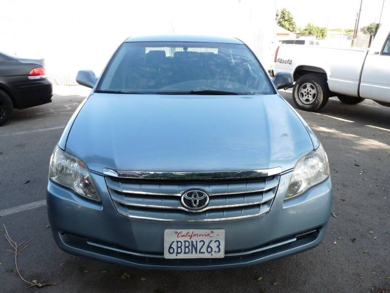 2007 Toyota Avalon for sale at Oceansky Auto in Los Angeles CA