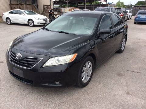 2008 Toyota Camry for sale at OASIS PARK & SELL in Spring TX