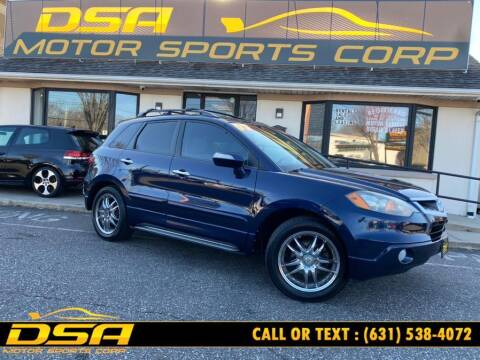2007 Acura RDX for sale at DSA Motor Sports Corp in Commack NY