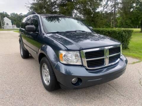 2007 Dodge Durango for sale at 100% Auto Wholesalers in Attleboro MA