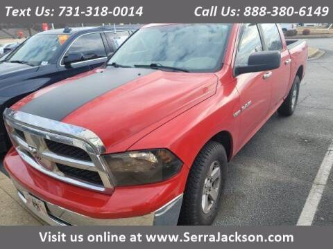 2009 Dodge Ram Pickup 1500 for sale at Serra Of Jackson in Jackson TN