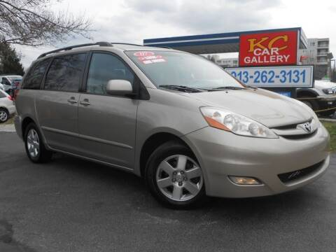 2007 Toyota Sienna for sale at KC Car Gallery in Kansas City KS