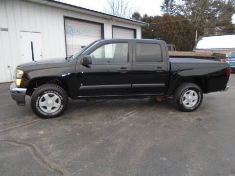 2006 GMC Canyon for sale at NORTHLAND AUTO SALES in Dale WI