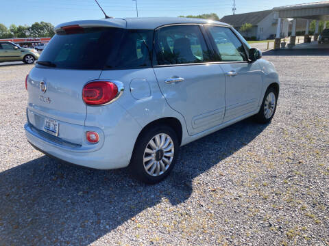2014 FIAT 500L for sale at McCully's Automotive - Under $10,000 in Benton KY
