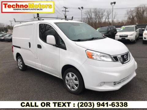 2014 Nissan NV200 for sale at Techno Motors in Danbury CT