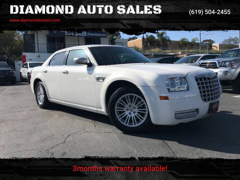 2009 Chrysler 300 for sale at DIAMOND AUTO SALES in El Cajon CA