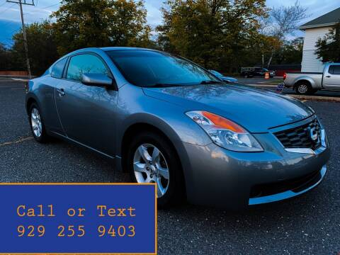 2009 Nissan Altima for sale at Ultimate Motors in Port Monmouth NJ