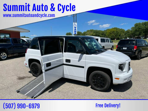 2014 AM General MV-1 for sale at Summit Auto & Cycle in Zumbrota MN