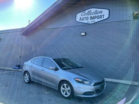 2016 Dodge Dart for sale at Collection Auto Import in Charlotte NC