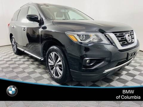 2018 Nissan Pathfinder for sale at Preowned of Columbia in Columbia MO