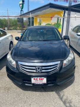 2012 Honda Accord for sale at E-Z Pay Used Cars in McAlester OK