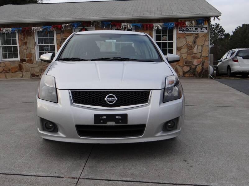 2011 Nissan Sentra for sale at Flywheel Auto Sales Inc in Woodstock GA