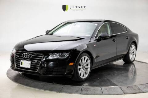 2013 Audi A7 for sale at Jetset Automotive in Cedar Rapids IA