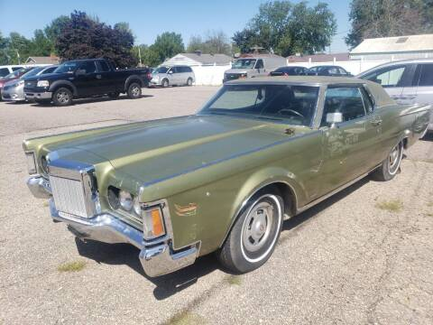 1970 Lincoln Continental for sale at River Motors in Portage WI