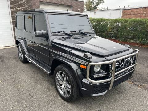 2015 Mercedes-Benz G-Class for sale at International Motor Group LLC in Hasbrouck Heights NJ