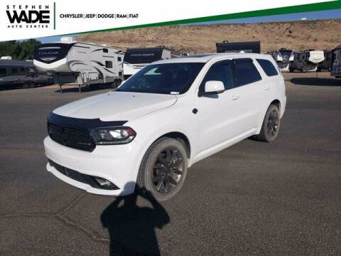 2017 Dodge Durango for sale at Stephen Wade Pre-Owned Supercenter in Saint George UT