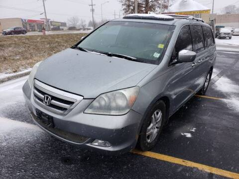 2006 Honda Odyssey for sale at Used Auto LLC in Kansas City MO