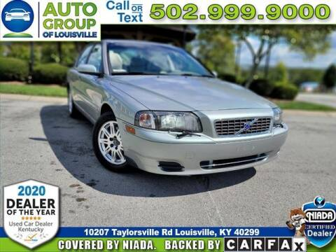 2004 Volvo S80 for sale at Auto Group of Louisville in Louisville KY