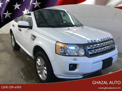 2011 Land Rover LR2 for sale at Ghazal Auto in Sturgis MI