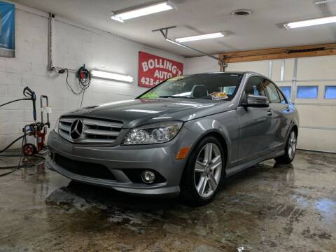 2010 Mercedes-Benz C-Class for sale at BOLLING'S AUTO in Bristol TN