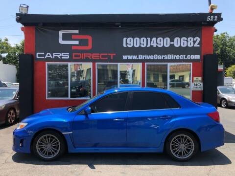 2014 Subaru Impreza for sale at Cars Direct in Ontario CA