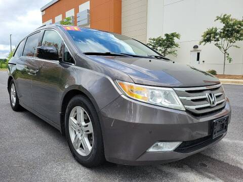 2011 Honda Odyssey for sale at ELAN AUTOMOTIVE GROUP in Buford GA
