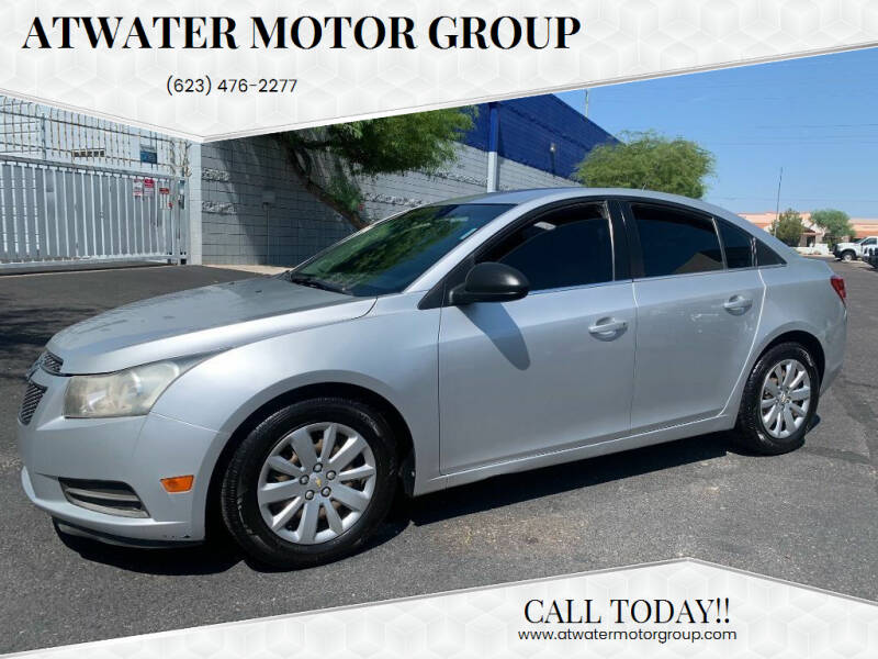 2011 Chevrolet Cruze for sale at Atwater Motor Group in Phoenix AZ